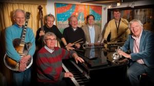 Spiegeltent Swingband